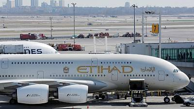 Etihad seeks funding for more than $1 billion in Boeing deliveries - sources