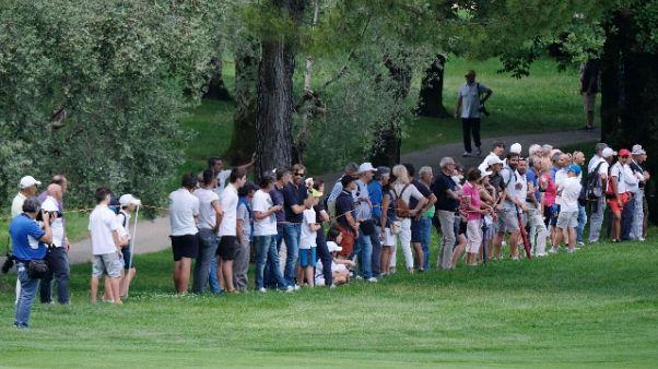 Open Italia, 7.200 spettatori 1/o giorno