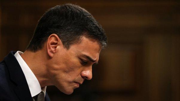 بيدرو سانشيز يقترب من تولي رئاسة وزراء إسبانيا بدلا من راخوي