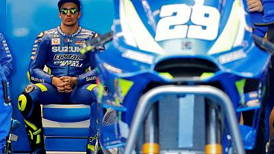 Iannone to leave Suzuki at end of season