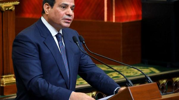 السيسي يؤدي اليمين لفترة ثانية ويتعهد بأن يكون رئيسا لكل المصريين