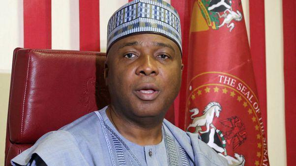 الشرطة النيجيرية تستدعي رئيس مجلس الشيوخ لاستجوابه بشأن جرائم سطو مسلح