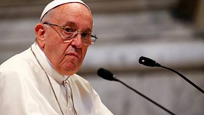 Pope blocks German plan for Protestants to receive Catholic communion