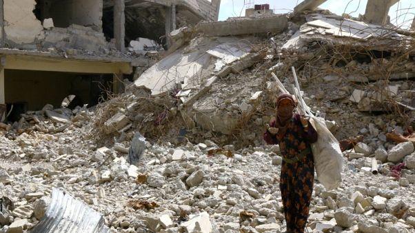 العفو الدولية: أدلة تظهر أن هجمات التحالف على الرقة السورية انتهكت القانون