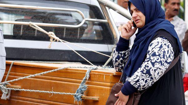 منظمة: مقتل 60 على الأقل في غرق سفينة مهاجرين قبالة تونس
