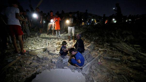 مصدر بالشرطة: مقتل 18 شخصا على الأقل في انفجار بغداد