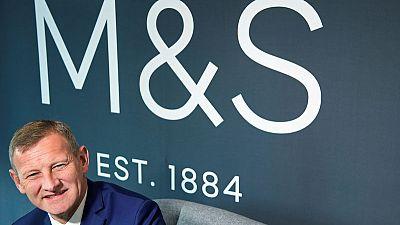 M&S directors miss out on bonus after profit fall