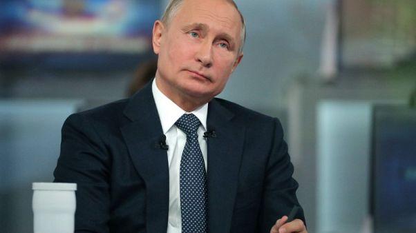 بوتين: روسيا لا تخطط حاليا للانسحاب من سوريا