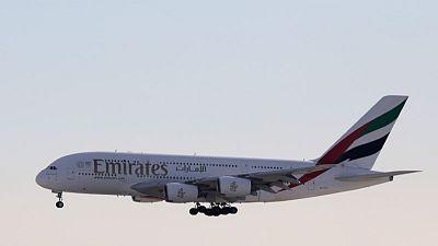 طيران الإمارات تبدأ رحلات إلى مطار ستانستيد في لندن