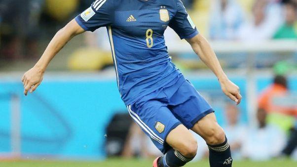الأرجنتين تضم بيريز لتشكيلة كأس العالم بدلا من لانتسيني