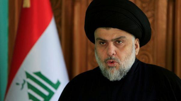 الصدر يدعو العراقيين إلى التوحد بعد إحراق صناديق اقتراع