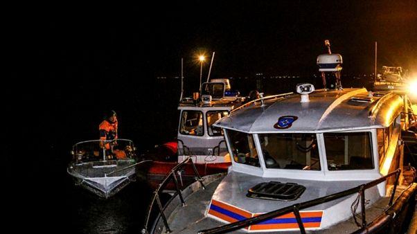 مقتل 11 في تصادم قاربين بنهر في مدينة روسية تستضيف كأس العالم للقدم