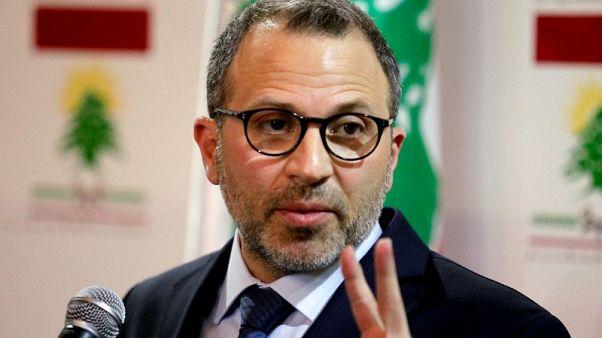 وزير الخارجية اللبناني يصعد خلافه مع مفوضية اللاجئين