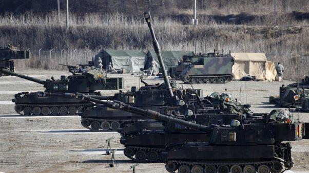 مسؤول: قوات أمريكا في كوريا الجنوبية ليست جزءا من المحادثات مع بيونجيانج