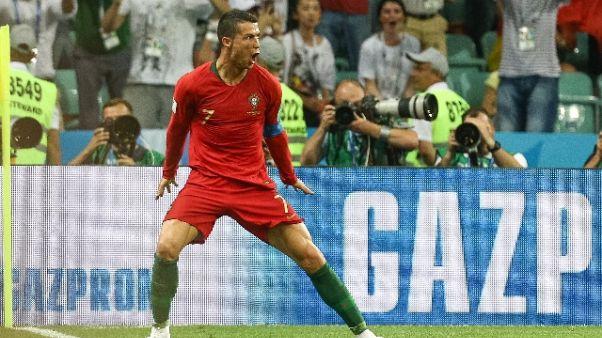 Mondiali Portogallo Spagna