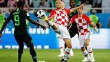 Croatia turn to Barca's Rakitic for ideas to stop Messi