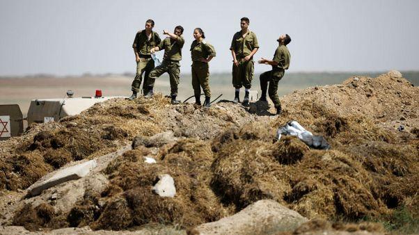 الجيش الإسرائيلي: مقتل فلسطيني في انفجار عند السياج الحدودي