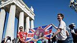 Mondial-2018: à Volgograd, les supporters anglais perdent la bataille contre les moustiques