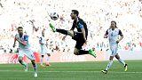 Argentina's Messi seeks redemption against dangerous Croatia