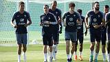 France wary of Peru as they seek second Group C win