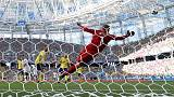 Sweden ready for German reaction, says ice-cool keeper Olsen