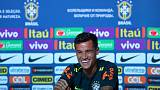 Brazil winless but not worrying yet, says Coutinho