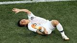 South Korean full back Park ruled out of rest of tournament