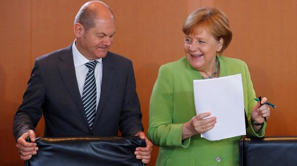 Germany - European bank deposit insurance scheme is long-term project