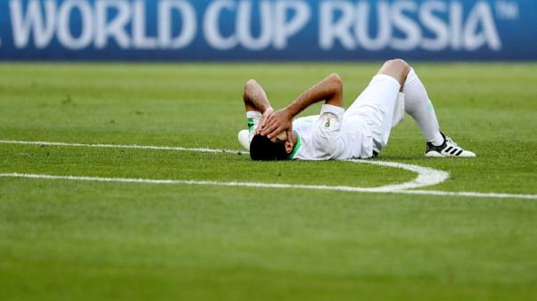 السعودية تودع كأس العالم برفقة مصر وتأهل روسيا وأوروجواي