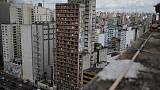 After tower blaze, little help for Sao Paulo squatters