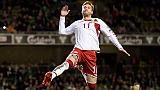 Bendtner breaks silence on Denmark disappointment