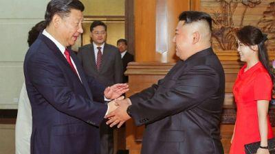 Croissance et répression: la Chine vend son modèle à Kim Jong Un