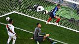 Mondial-2018: Mbappé, plus jeune buteur français en Coupe du monde