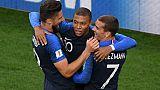 Mondial-2018: la France qualifiée pour les 8es, le Pérou éliminé