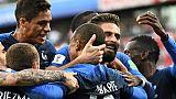 Mondial-2018: la France qualifiée en 8e, Messi au pied du mur