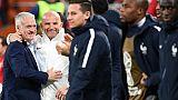 """Mondial-2018: """"Une grosse satisfaction"""" pour Deschamps"""