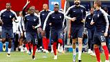 France yet to shine but Kante's steel bodes well