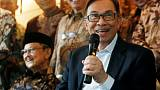 Malaysia's Anwar Ibrahim hospitalized after pain in shoulder and back