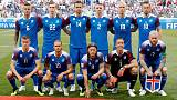 World Cup or Eurovision, Iceland keep on hoping