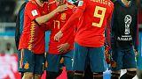 اسبانيا تنتزع تعادلا صعبا أمام المغرب وتتصدر المجموعة الثانية