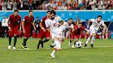 البرتغال تكتفي بالتعادل مع إيران وتصعد لدور الستة عشر