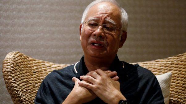 الشرطة الماليزية تصادر ممتلكات بقيمة مليار رنجيت لرئيس الوزراء السابق