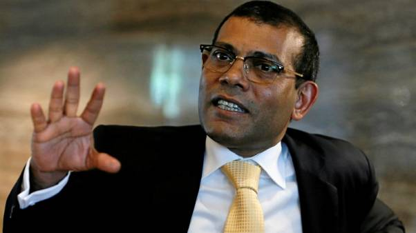 Maldives opposition selects veteran Ibrahim Solih for Sept presidential poll