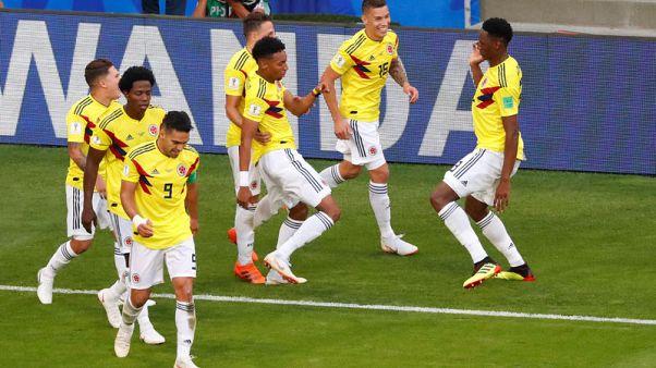كولومبيا تعبر لدور 16 بالانتصار 1-صفر والسنغال تودع