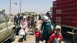 مصدر أردني مسؤول يتحدث عن هدنة في جنوب سوريا وواشنطن تقول المعارك مستمرة