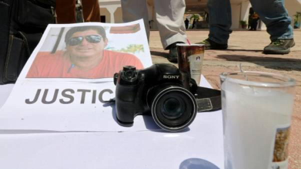 Mexique: un journaliste assassiné, le 6e en 2018