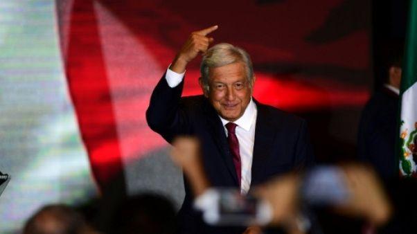 Mexique/présidentielle: Lopez Obrador amène pour la première fois la gauche au pouvoir