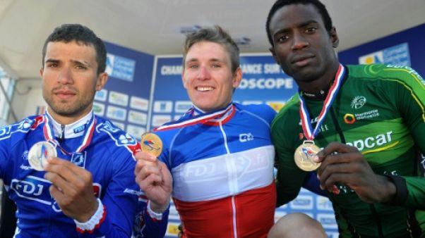 Cyclisme: Démare pour un troisième titre de champion de France