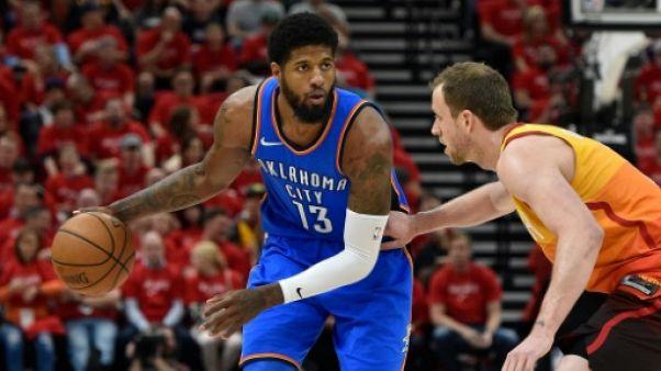 NBA: Paul George va poursuivre avec Oklahoma City