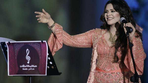 الإماراتية أحلام تختتم الدورة 17 لمهرجان موازين في المغرب